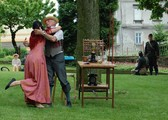 Celebration of the 100. years anniversary - open air theatre