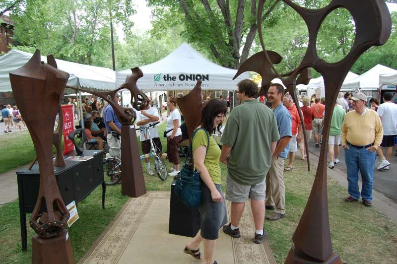Minneapolis - Art festival